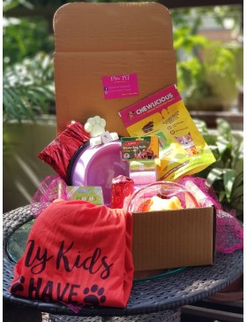 VALENTINES DAY LOVE BOX FOR PETS